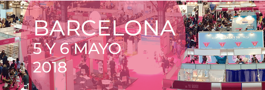 Feria Bebés y Mamás en Barcelona